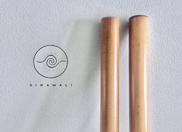 Sinawali Rattan Stick for Krabikrabong