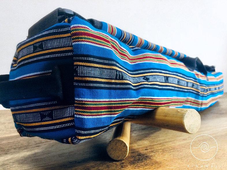 Sinawali FMA Stickbag SMALL - ROYAL BLUE Sagada series