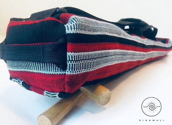 Sinawali FMA Stickbag SMALL - BLACK/RED itnegseries