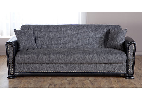 Sensational Alfa Sofa Brown Gray 3 Seat Sleeper Sofa Unemploymentrelief Wooden Chair Designs For Living Room Unemploymentrelieforg