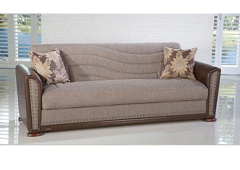 Excellent Alfa Sofa Brown Gray 3 Seat Sleeper Sofa Unemploymentrelief Wooden Chair Designs For Living Room Unemploymentrelieforg