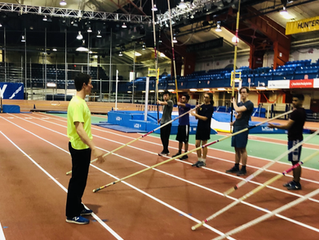 Reflections on the Pole Vault in NYC