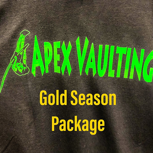 Gold Seasonal Package