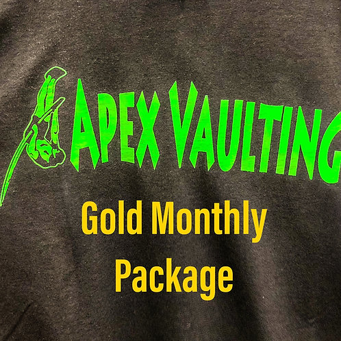 Gold Monthly Package