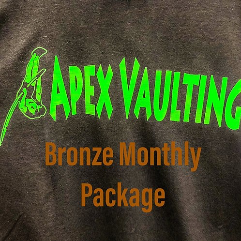 Bronze Monthly Package