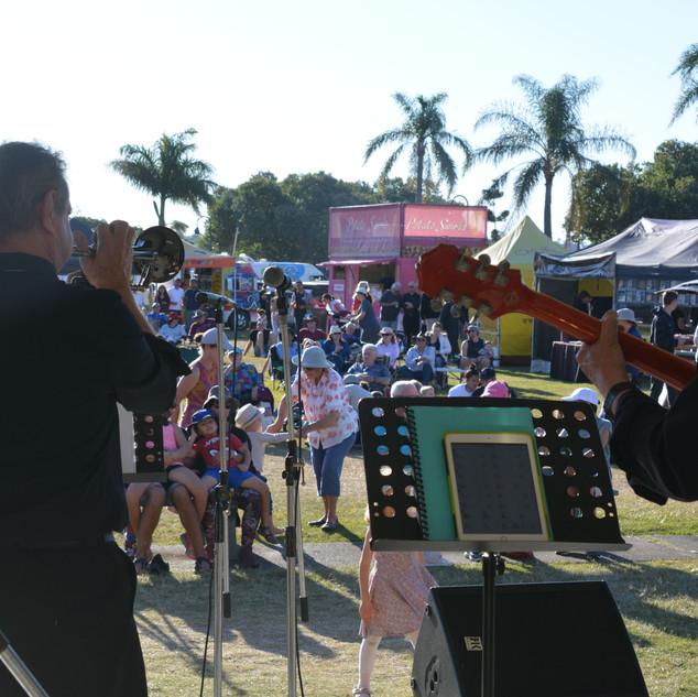 Wynnum Manly Jazz Festival 2019