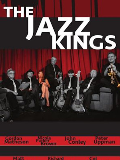 Jazz Kings Poster (signed)