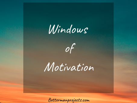 Windows of Motivation