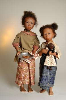 Mahefa en Malala wonen in Madagascar • Mahefa and Malala live in Madagascar