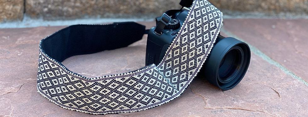 Camera Strap - Lahu Diamond Weave