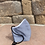 Thumbnail: Light Grey Men's Plain Woven Mask