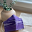 Thumbnail: Purple Women/Teen Karen Woven Mask