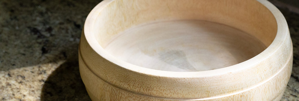 Mango Wood Bowl (Medium)