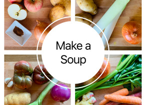 How to make a soup!