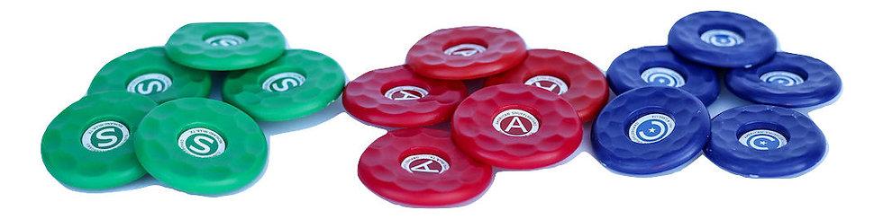 Puck caps
