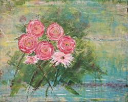Adonna flower art thousand oaks bloom