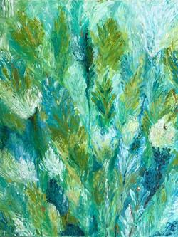 abstract art adonna leaves thousand oaks