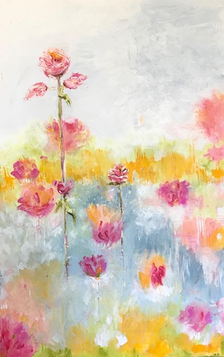 Adonna Flower art thousand oaks abstract