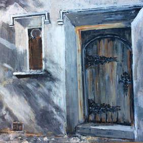 Shady Doorway, Ann Chadwick