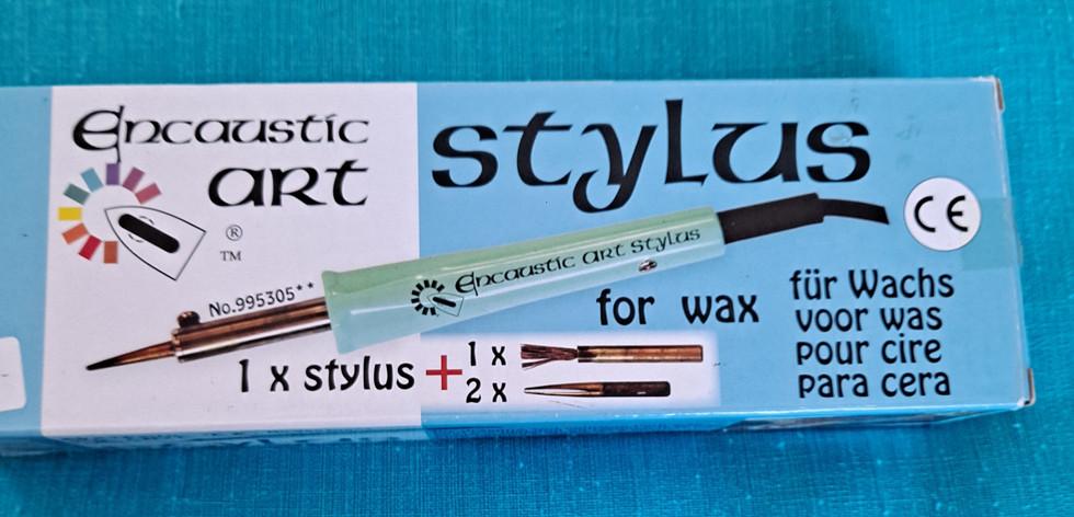 Stylus, sis. 3 terää