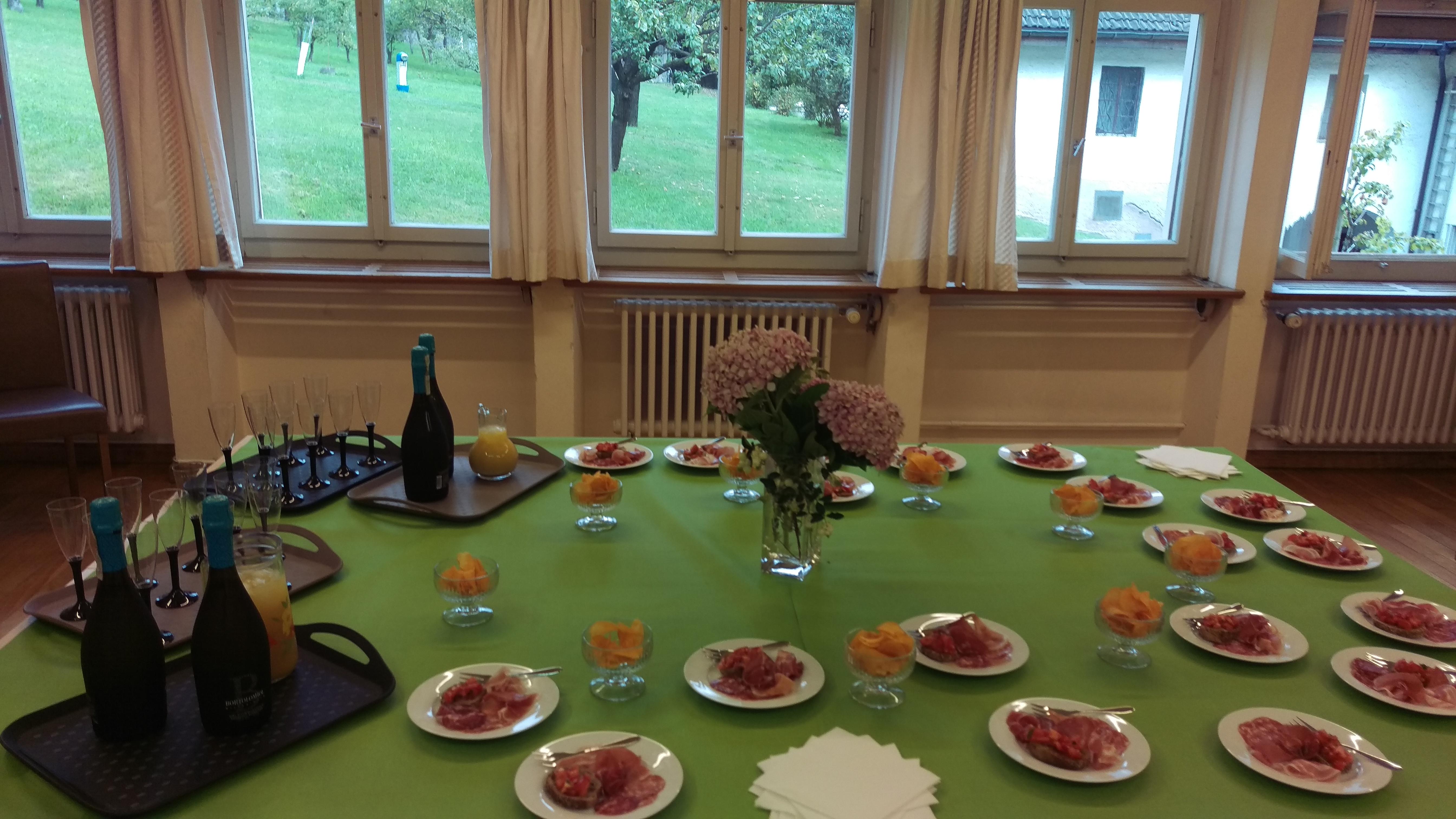 sala aperitivi