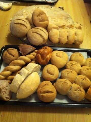Fare il suo pane