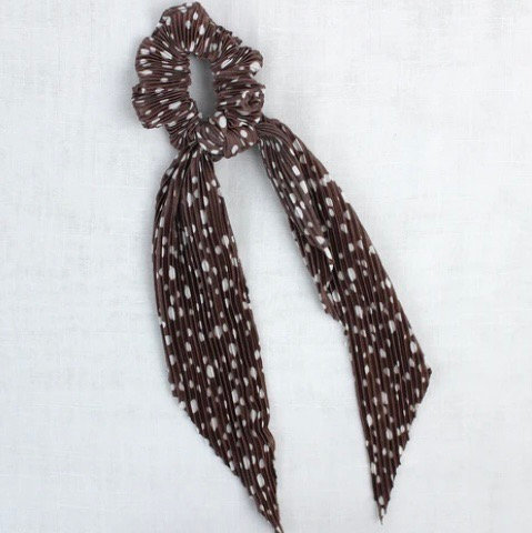Chou foulard / truffe gaufré
