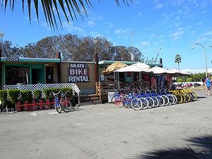 Marina Bike Rentals