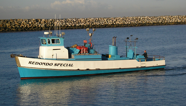Redondo Special Fishing Boat