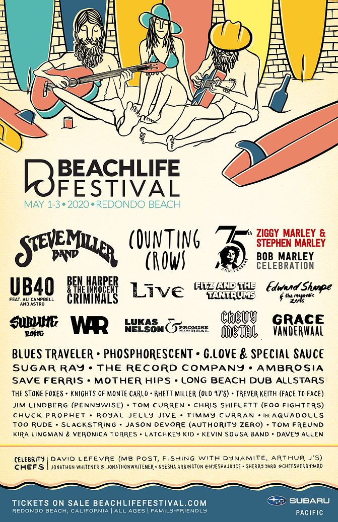 BeachLifeFestivalPoster_Logo with Sublim