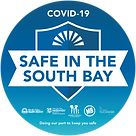Safe in the South Bay Badge