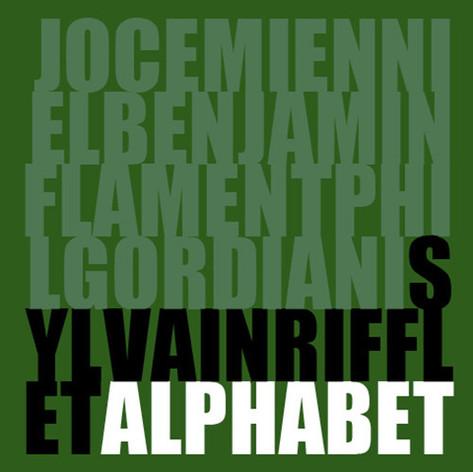 Sylvain Rifflet Alphabet