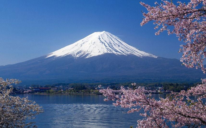Fuji Mountain (富士山)