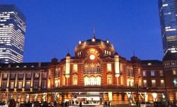 Tokyo station (東京駅)