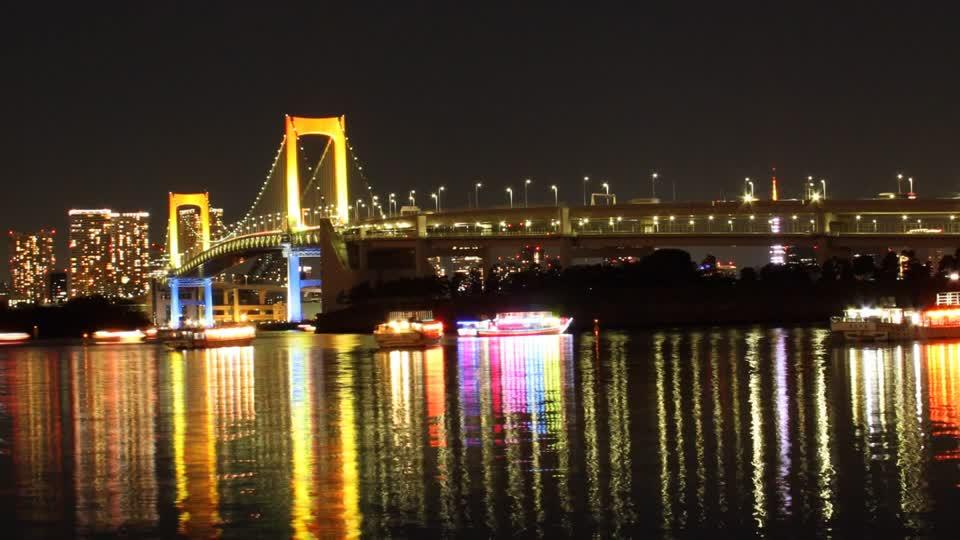 Rainbow Bridge (レインボーブリッジ)