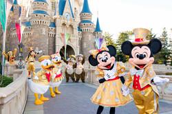 Tokyo Disneyland (東京ディズニーリゾート)
