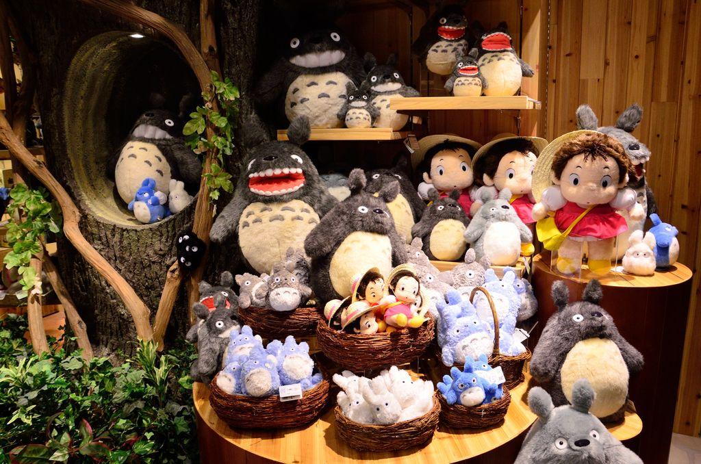 Ghibli Museum, Mitaka in Japan