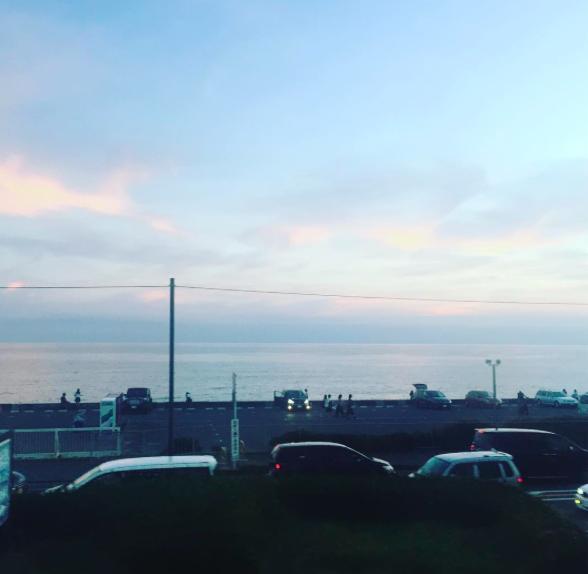 Enoshima 江ノ島海岸
