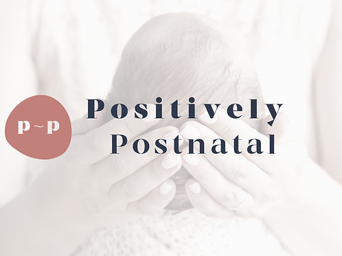 Positively Postnatal MP3 Bundle