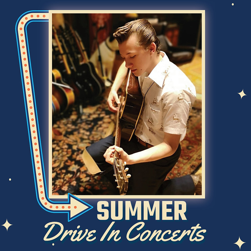 SOLD OUT: Jake Vaadeland & The Sturgeon River Boys Drive-In