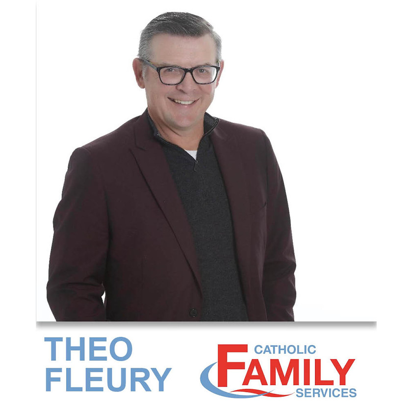 An Evening with Theo Fleury: Dealing with Life Challenges & Promoting the Importance of Mental Health