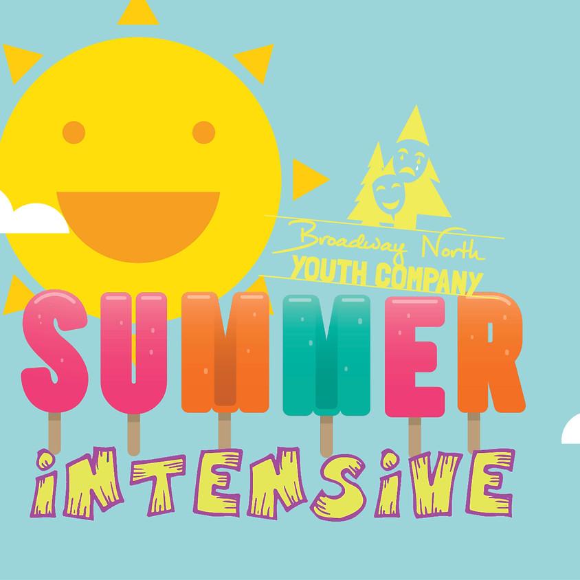 Summer Intensive Week Two: Intermediate (9 to 11)