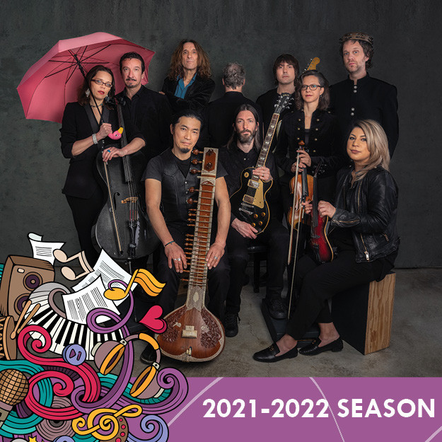 21/22 Season: Sgt Pepper's Lonely Hearts Club Band