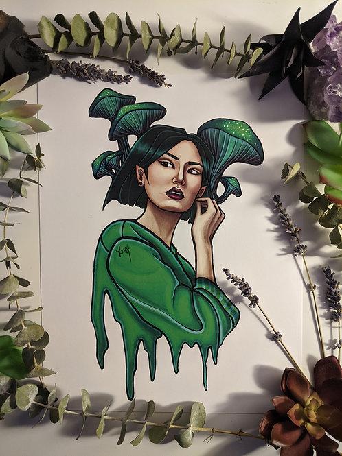 You Trippin' - Art Print