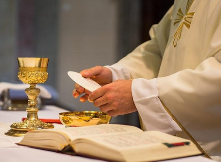 Updated Weekend Mass Schedule & Addition of a Limited Weekday Mass Schedule