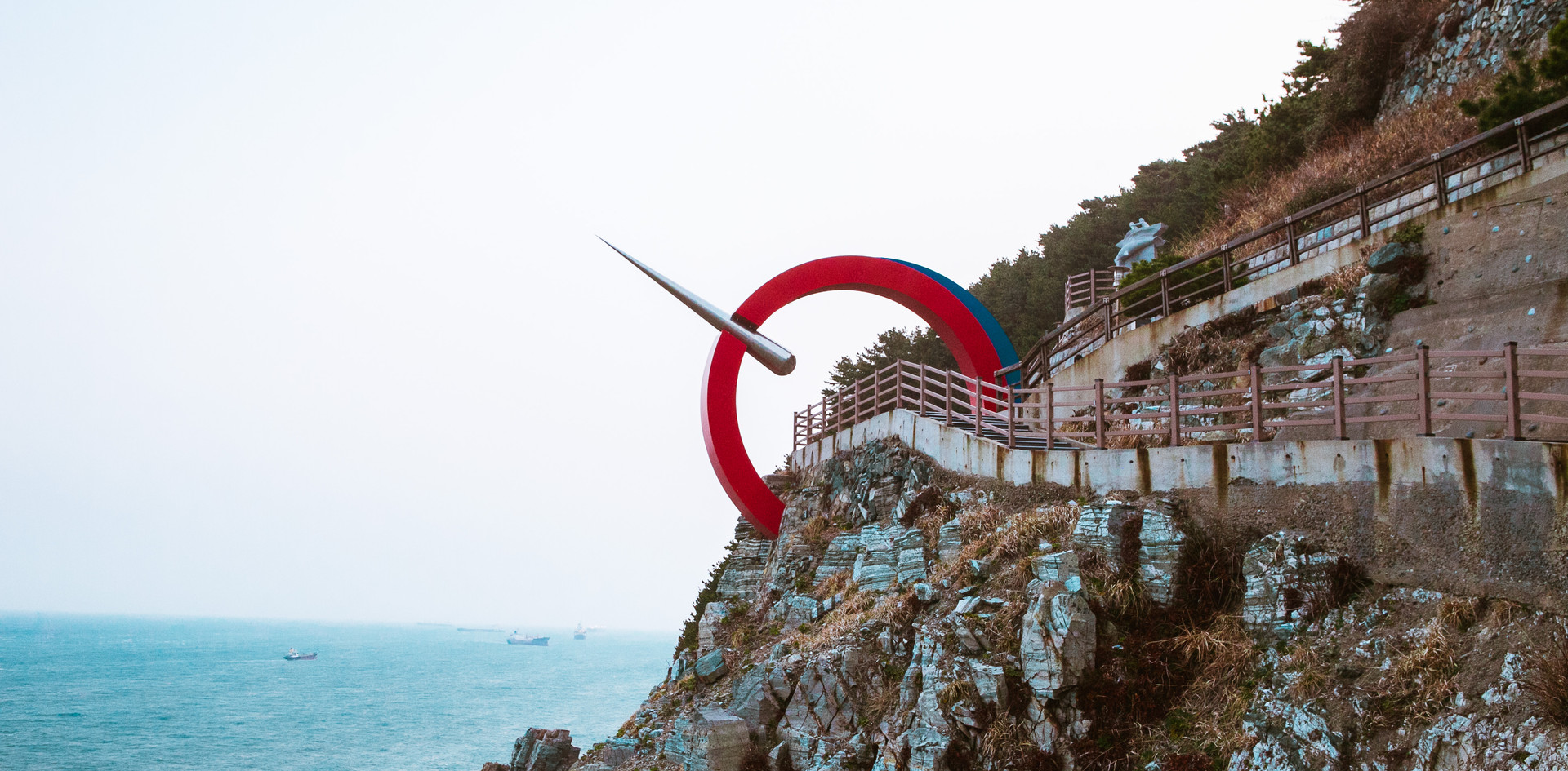 Taejongdae Cliffs