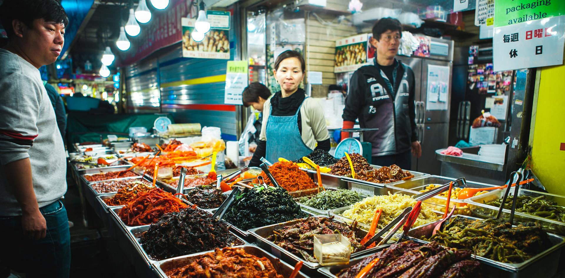 Kimchi Galore!