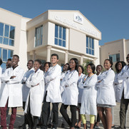 Medical School at Cavendish University, Zambia