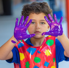 The Early Years Programme aims to instil self-awareness in students, emphasize building relationships, and develop confidence and independence in learning spaces.