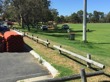 Match Grade Lights Coming to Kingsley Oval!
